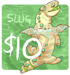 Slug - For Sale!