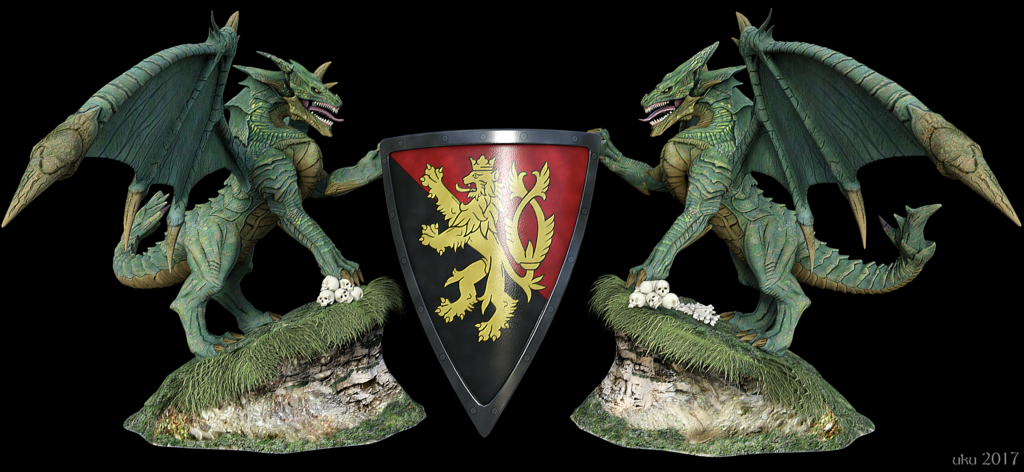 Dragons of Arms