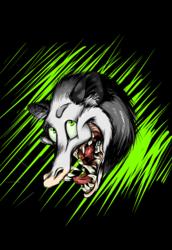 Laughing Opossum