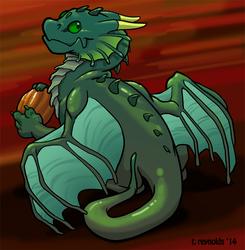 Choco dragon
