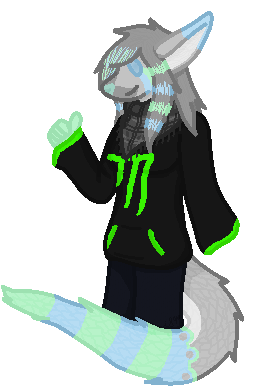 Jadeh Pixel Page Doll