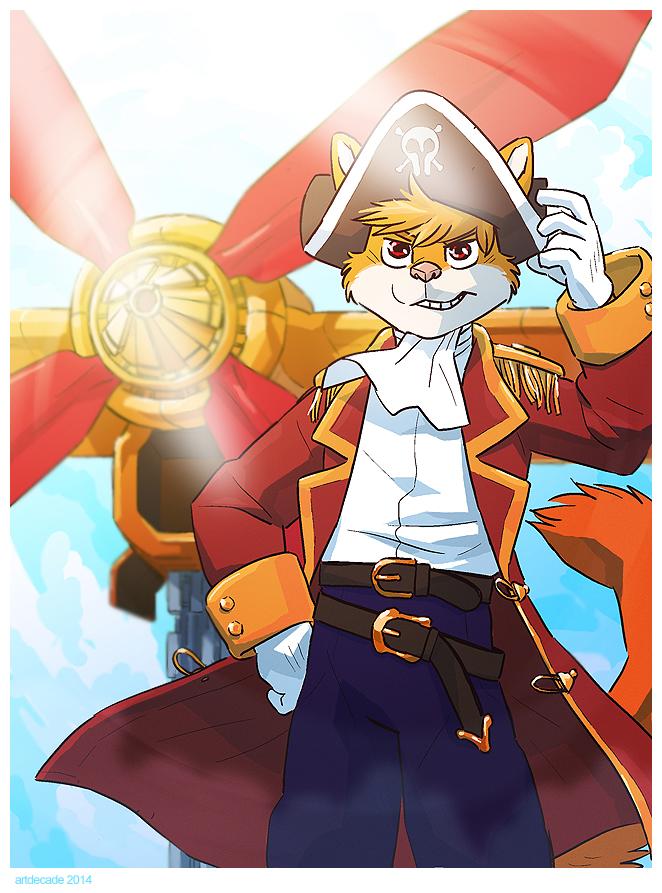 Captain Remy