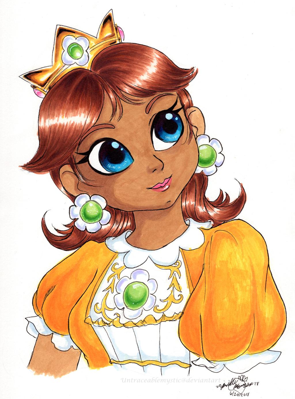 Most recent image: Princess of Sarasaland