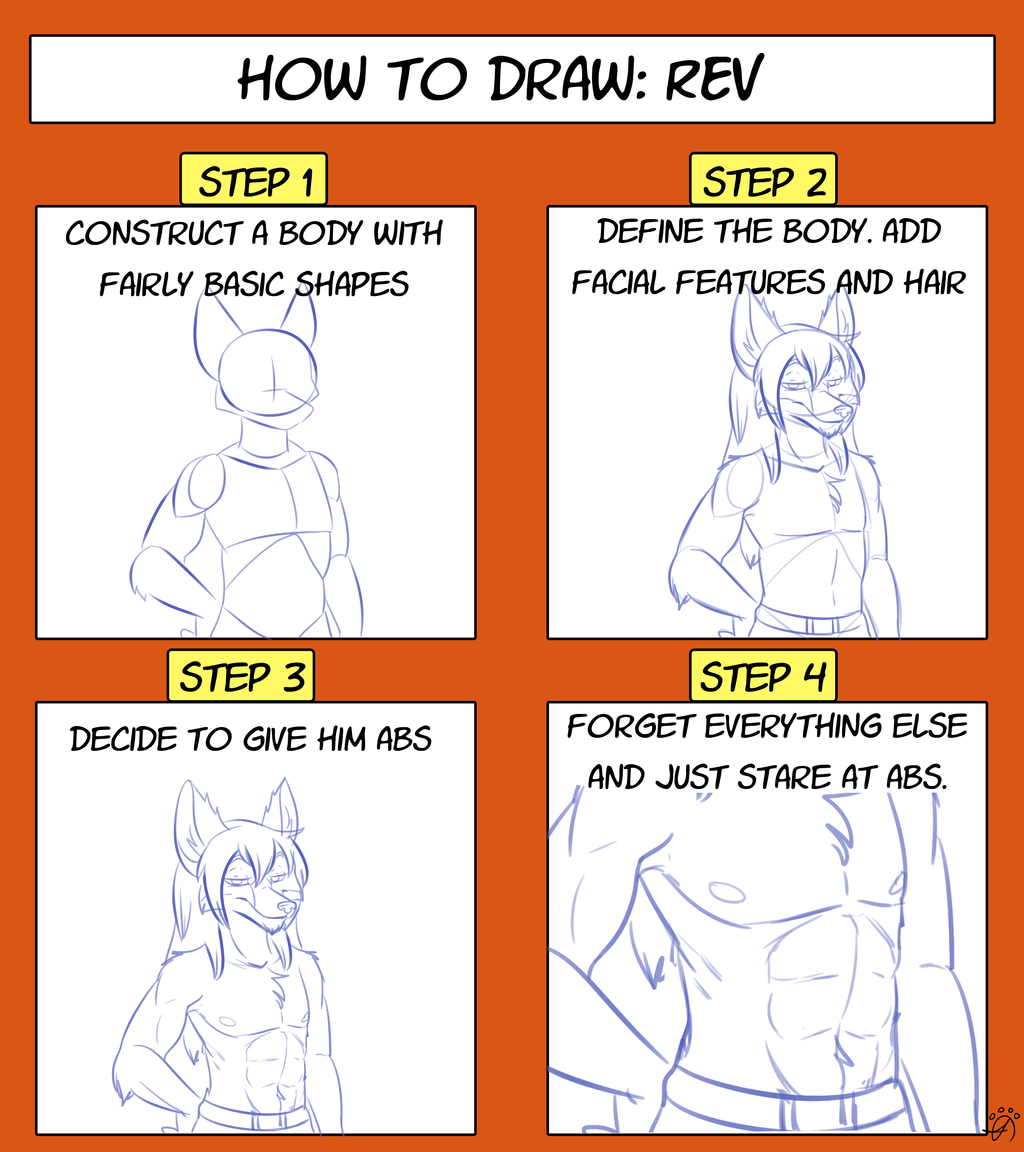 How to Draw: REV