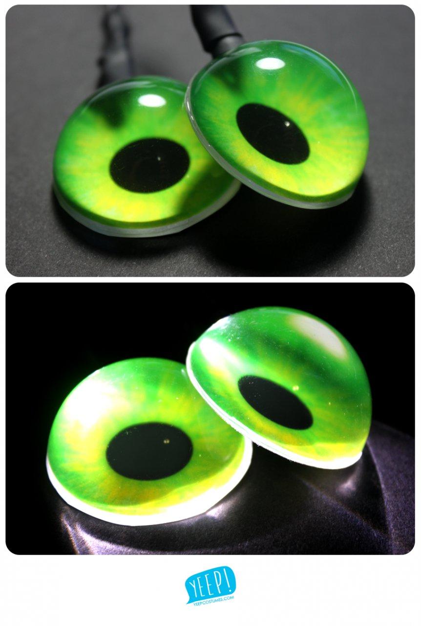 EYES: White LED eyes