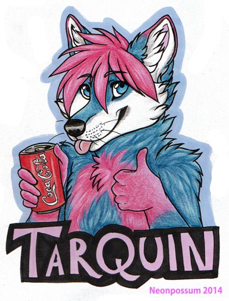 BADGE: Tarquin