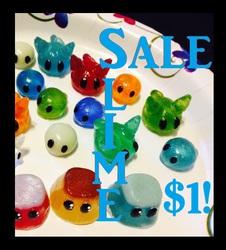 Slime Sale Reminder