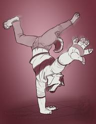 Do a flip!