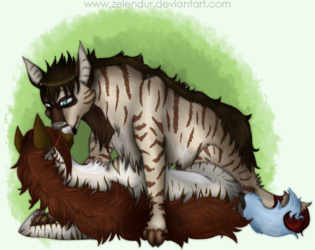 Hyena Lovers