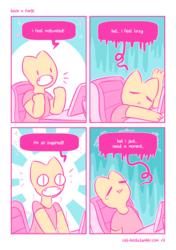 [comic] back n forth