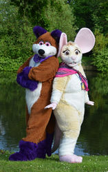 Fox & Mouse, Back to Back
