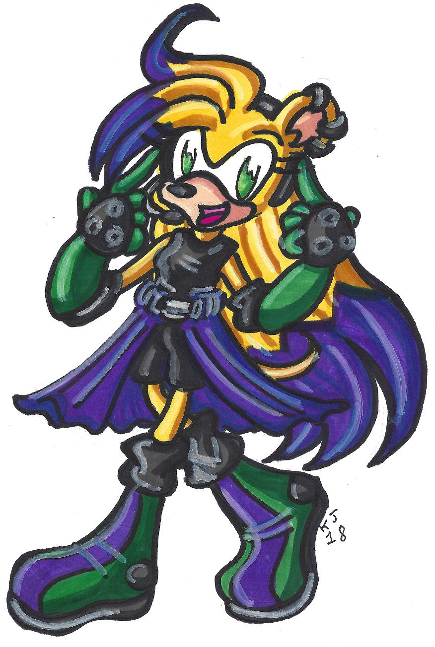 Sega Style Mina