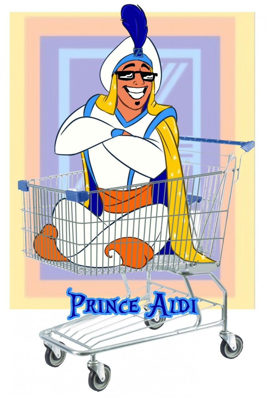 Featured image: Prince Aldi