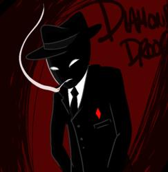 Diamonds Droog