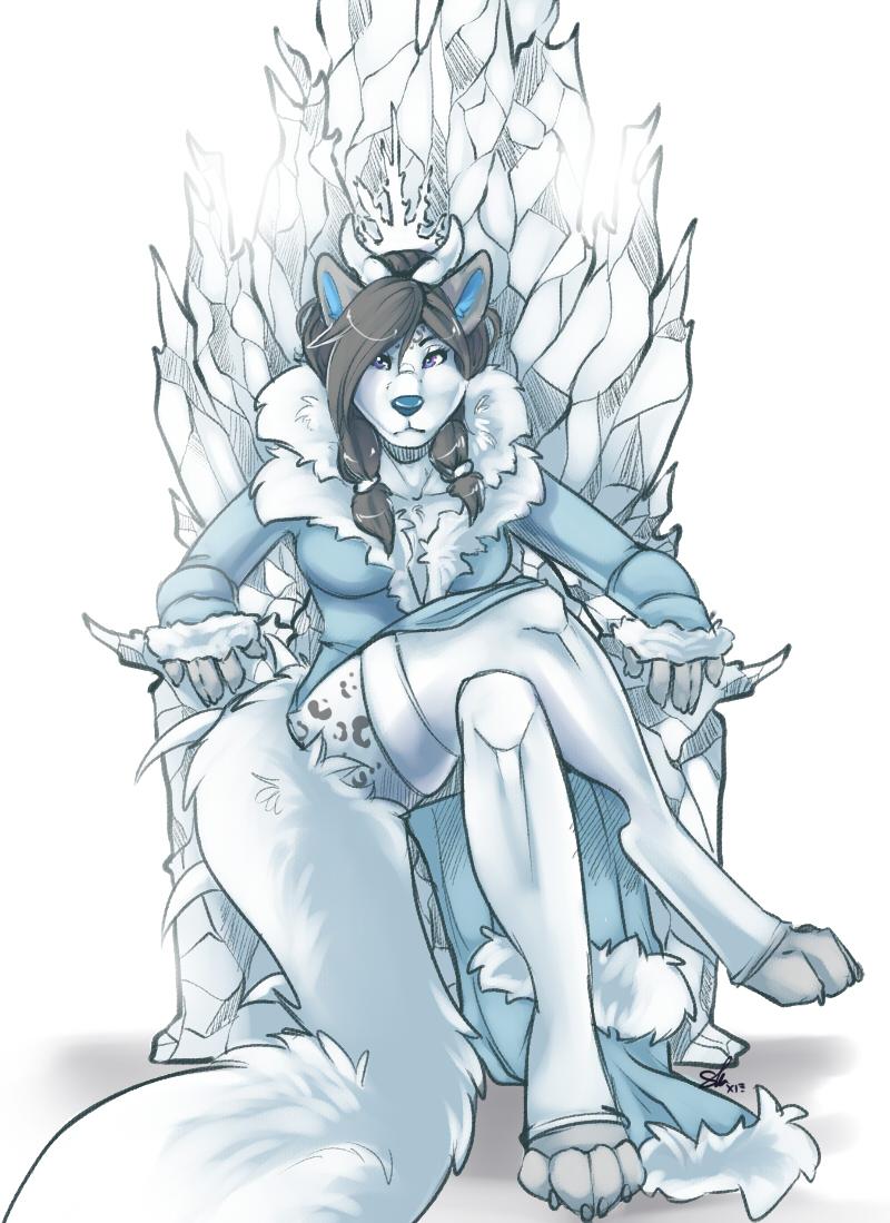 (P) The Ice Queen