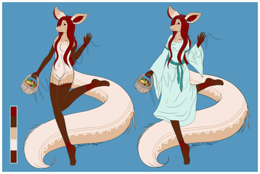 lacey deerfox auction! -ended