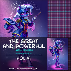 The Great and Powerful by Holivi