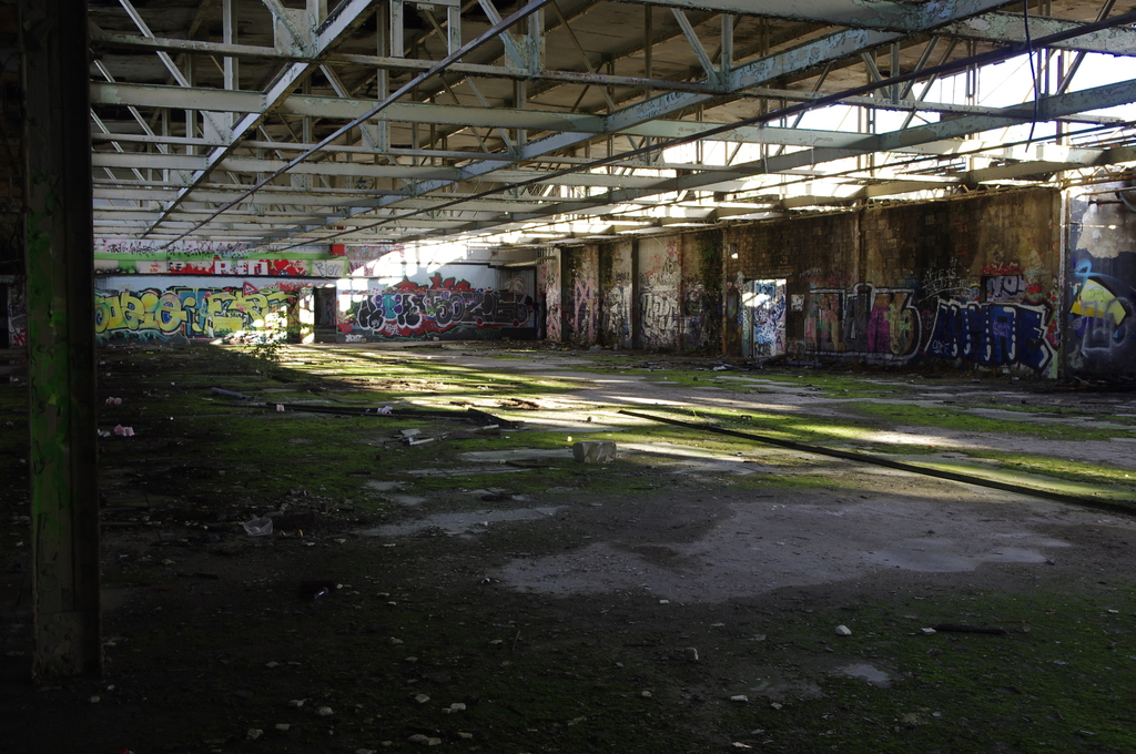 A factory in Leipzig 3