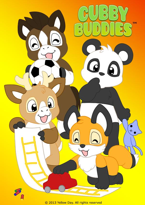 Meet the Cubby Buddies!