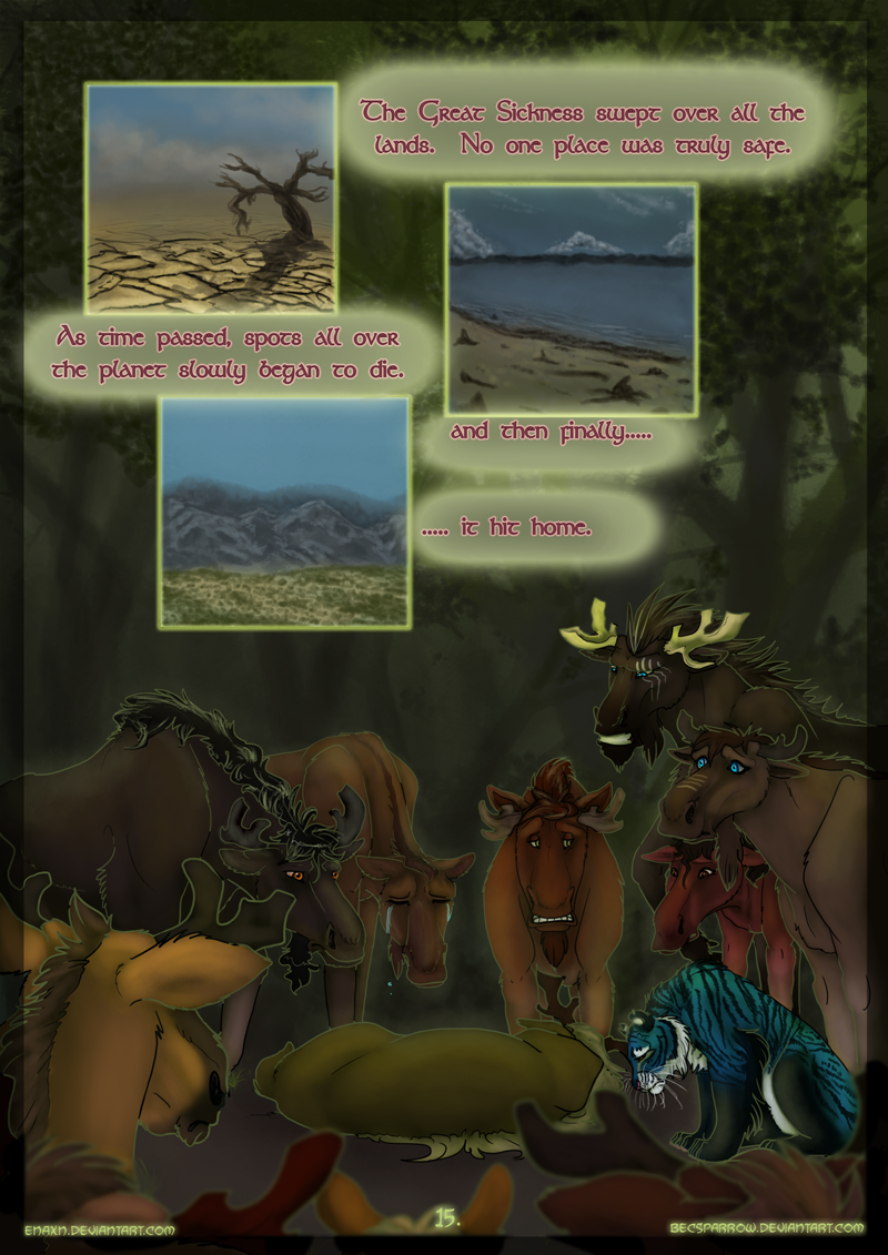 The Last Aysse: Page 15
