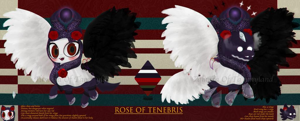 (SOLD) AUCTION Rose Of Tenebris