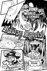 Holiday Special, page 1