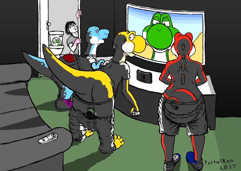 Most recent image: Yoshi's World
