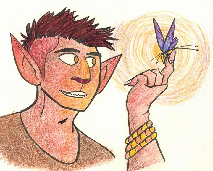 Hobgoblin Druid