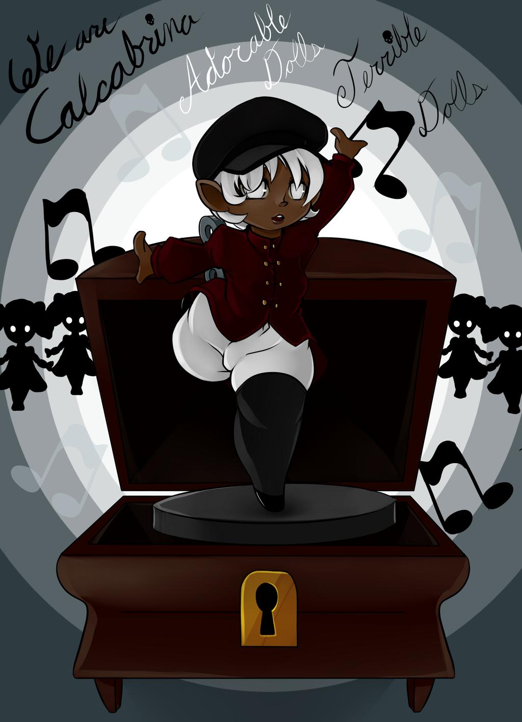 Calcabrina Music Box