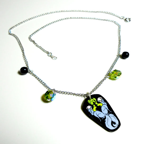 The Twins Necklace