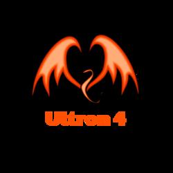 Ultron 4 logo (2019)