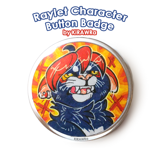 Button Badge: Raylet