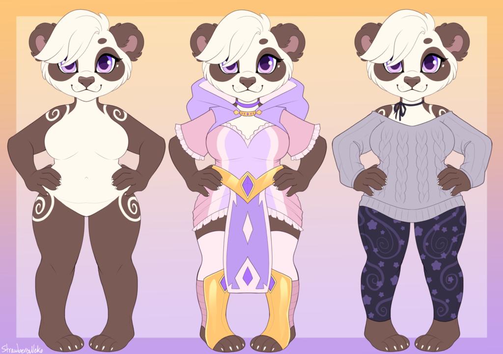 Panda Design - Commission