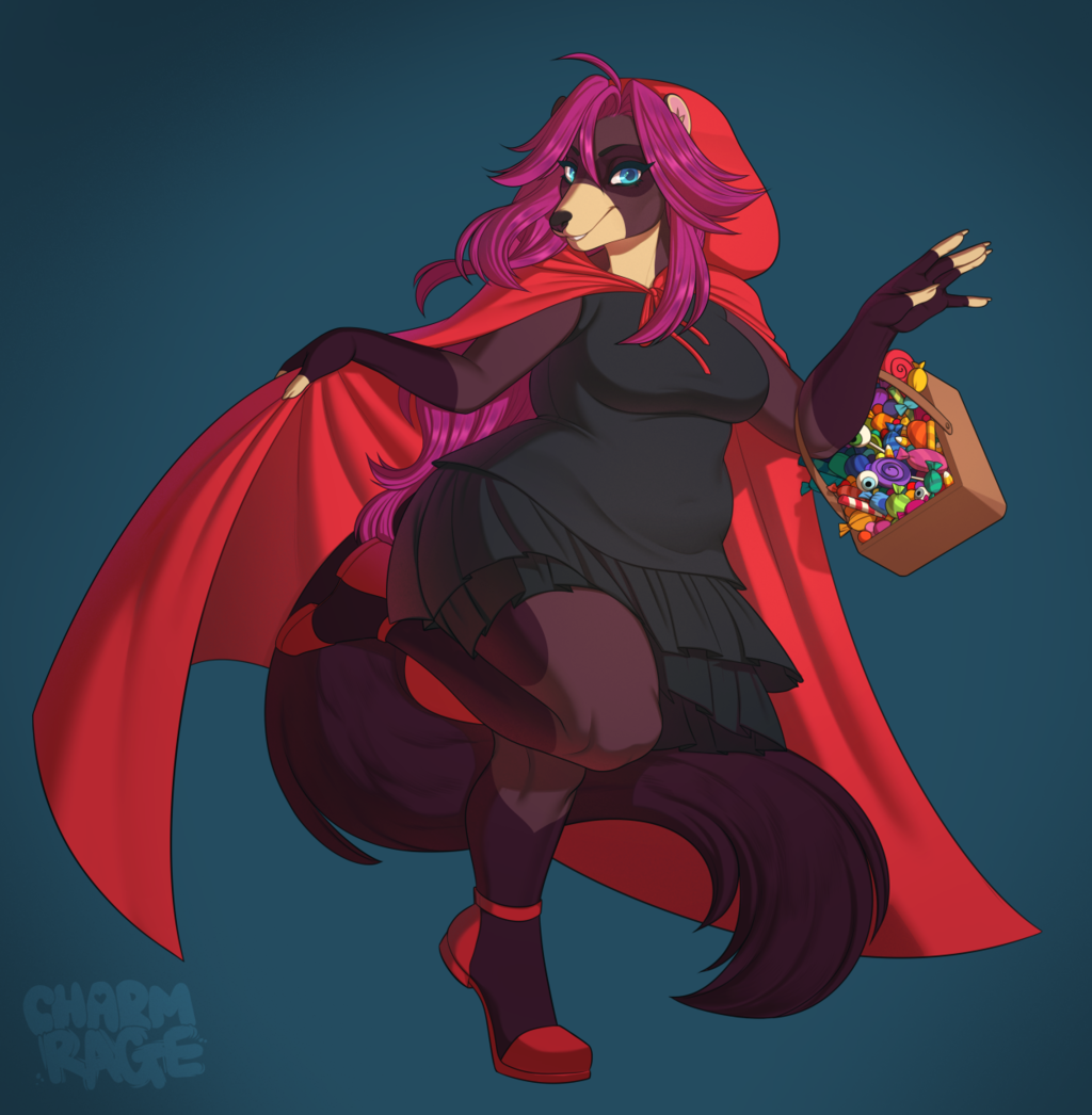 [C] Off to the Party