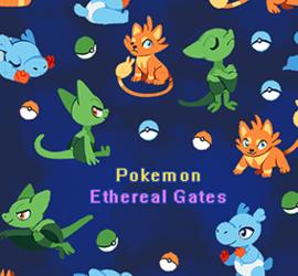 PKMN Ethereal Gates: Starters Tile