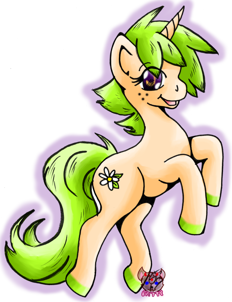 pony parade 2019:   Spring Cherish