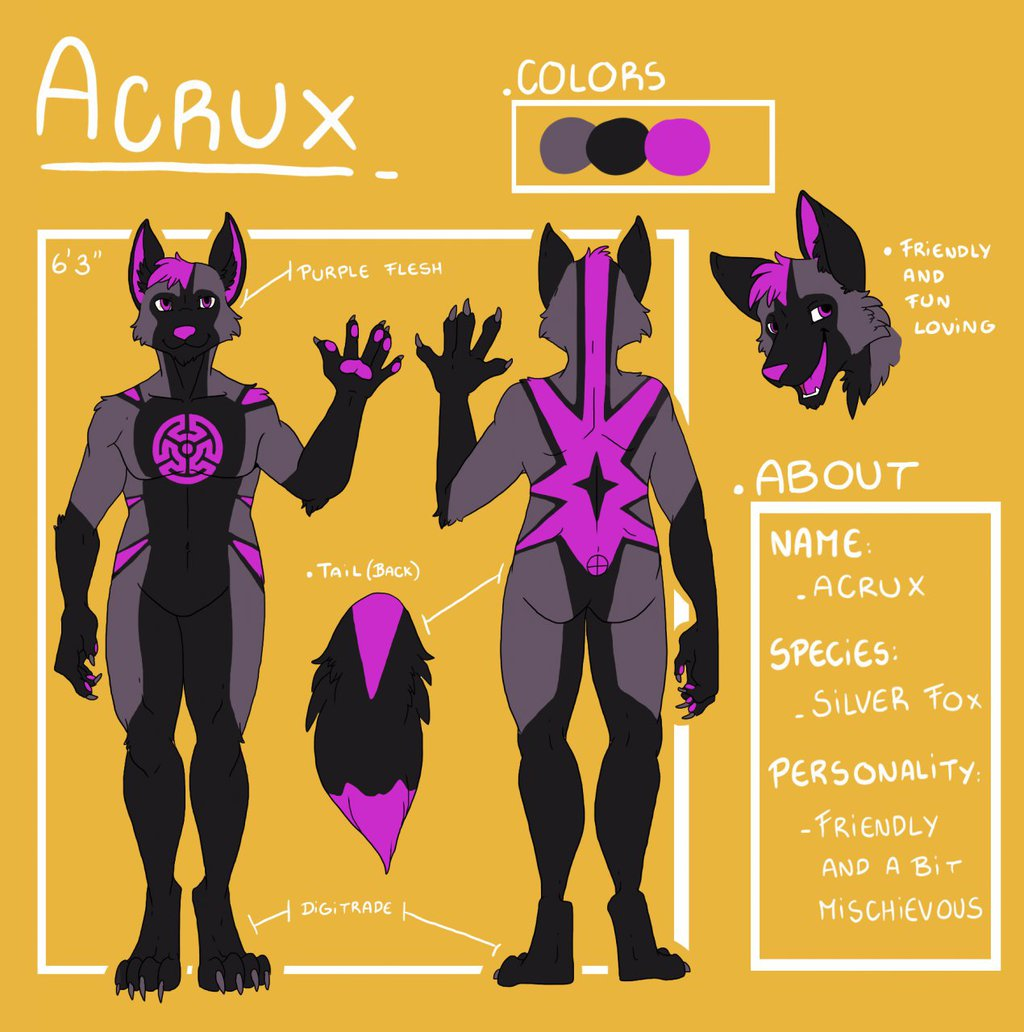 Featured image: [COM] Acrux Ref Sheet