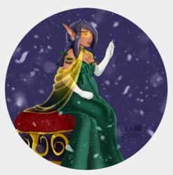 Warcraft Winter Ball: Lady of Light