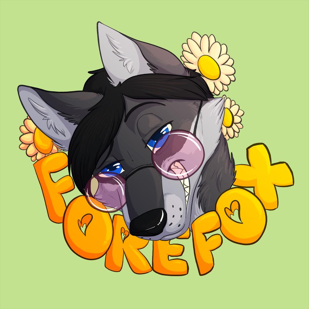 [g] Forefox Furlandia Badge