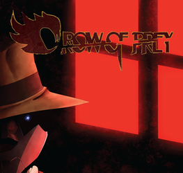 Crow of Prey Chapter 1 Cover
