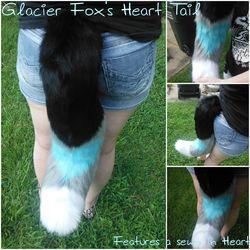 [C] Glacier Fox's Heart Tail