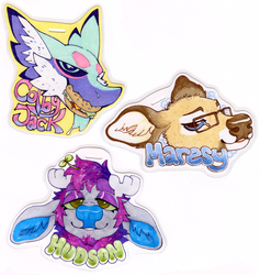 ANE badges