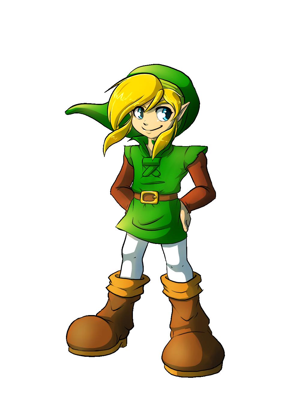 Most recent image: Hero Link