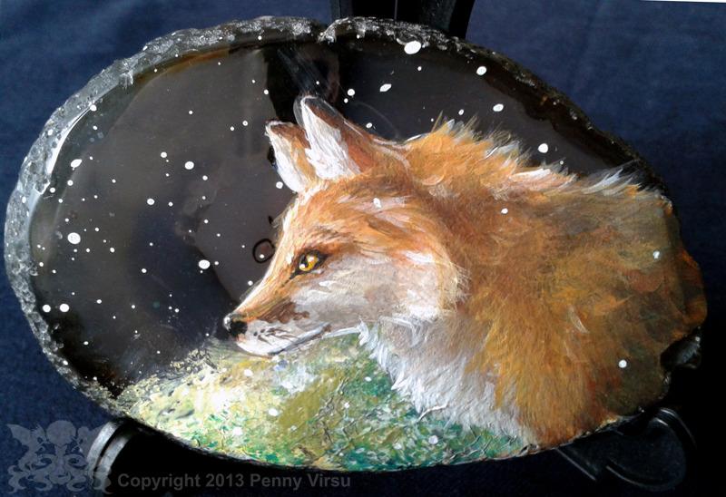 Fox agate