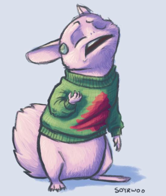 A Sweater for Deborah