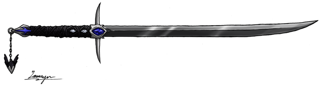 Shi'rans Sword - Final