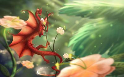 Fey Blossom Drake
