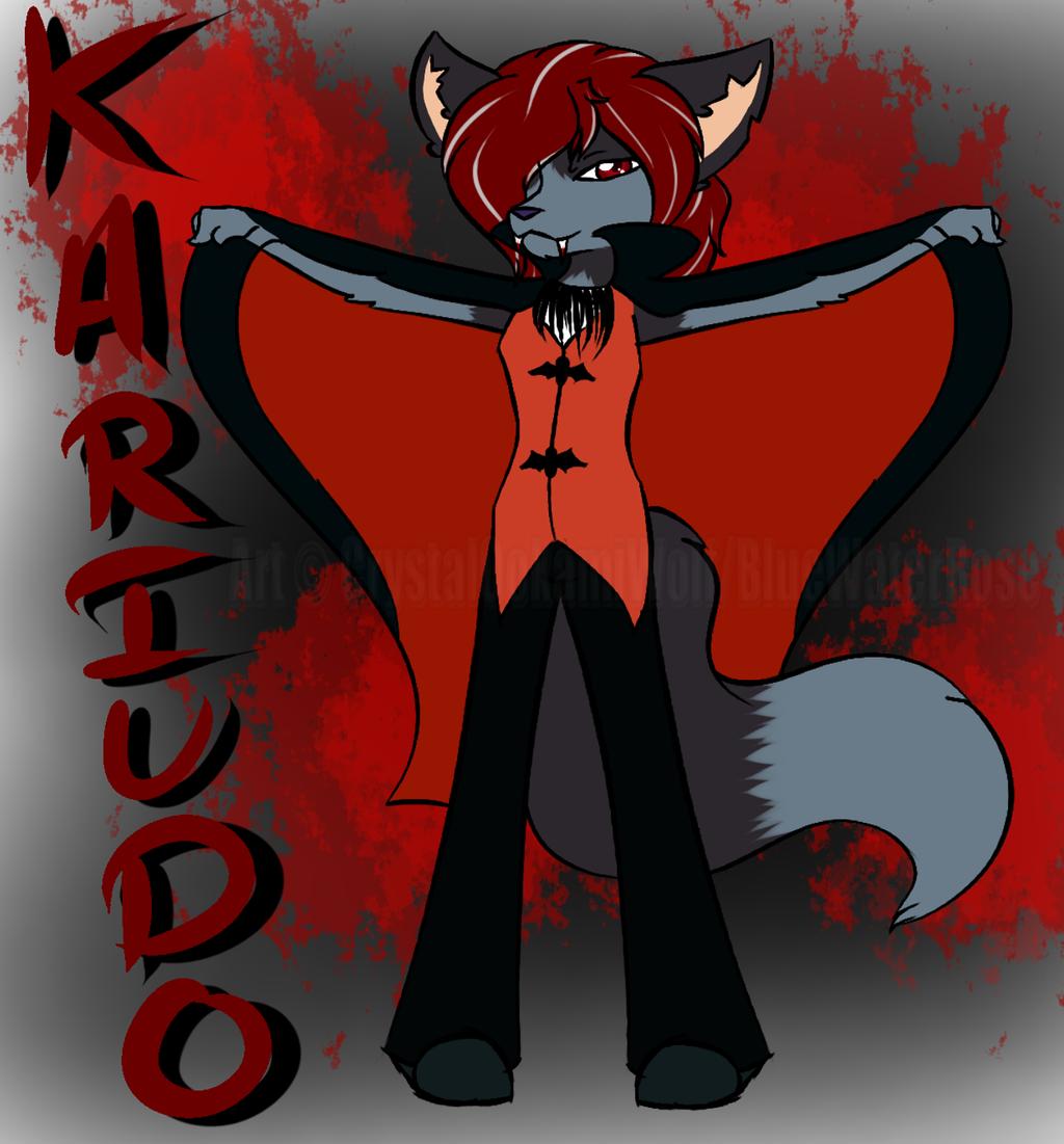 Halloween Badge Kariudo