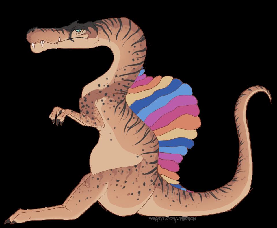 Rainbow Spino [Gift]