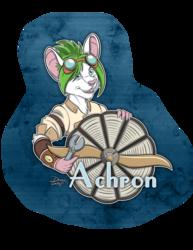 Achron - AC2017 Badge